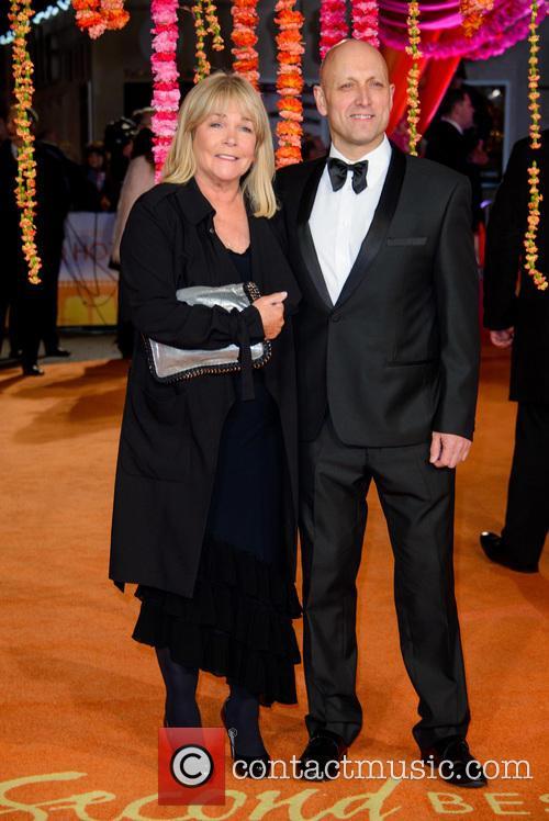 Linda Robson and Mark Dunford 3