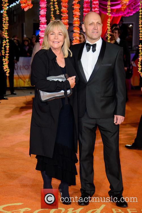 Linda Robson and Mark Dunford 4