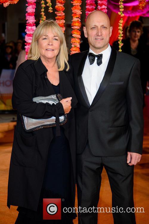 Linda Robson and Mark Dunford 1