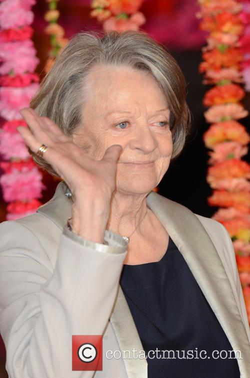 Dame Maggie Smith 5