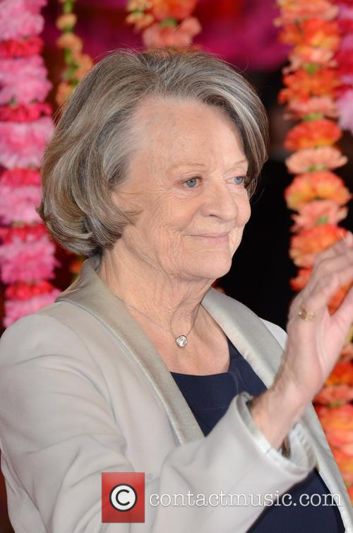 Dame Maggie Smith 6