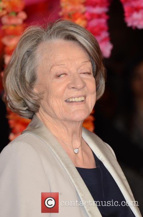 Dame Maggie Smith 1