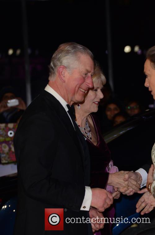 Prince Charles and Camila
