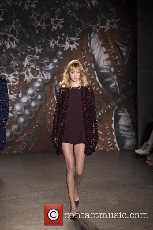 Mercedes-benz New York Fashion, Week, Jenny Packham and Runway 3
