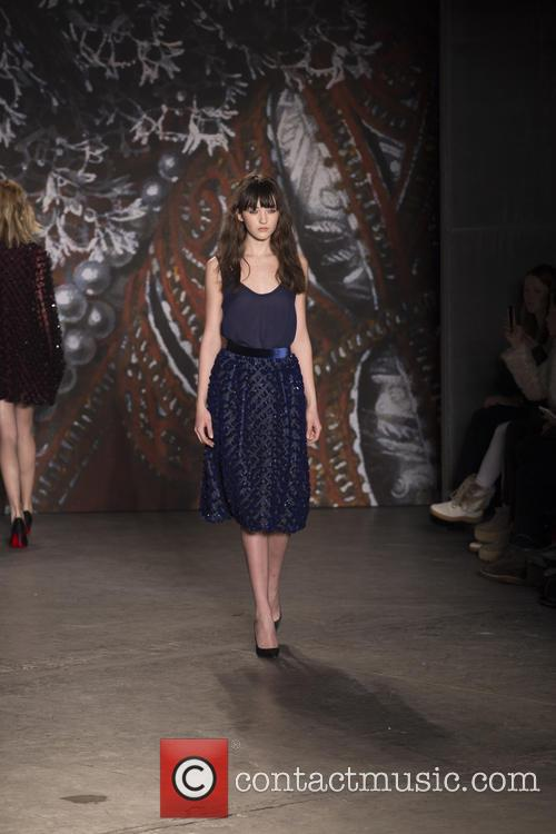 Mercedes-benz New York Fashion, Week, Jenny Packham and Runway 5