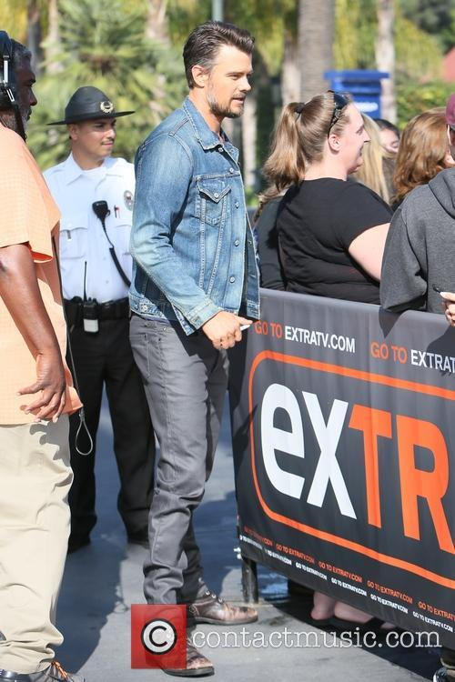 Josh Duhamel and Dean Winter seen at Universal...
