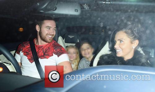 Katie Price, Kieran Hayler, Princess Tiaamii Crystal Esther Andre and Junior Savva Andreas Andre 10