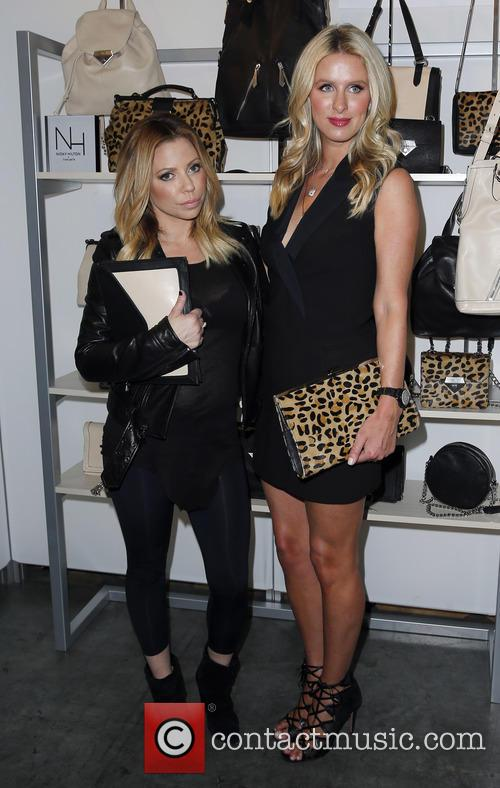 Donna Beso and Nicky Hilton 3