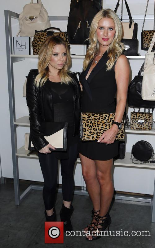 Donna Beso and Nicky Hilton 4