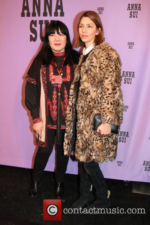 Anna Sui and Sofia Coppola 1