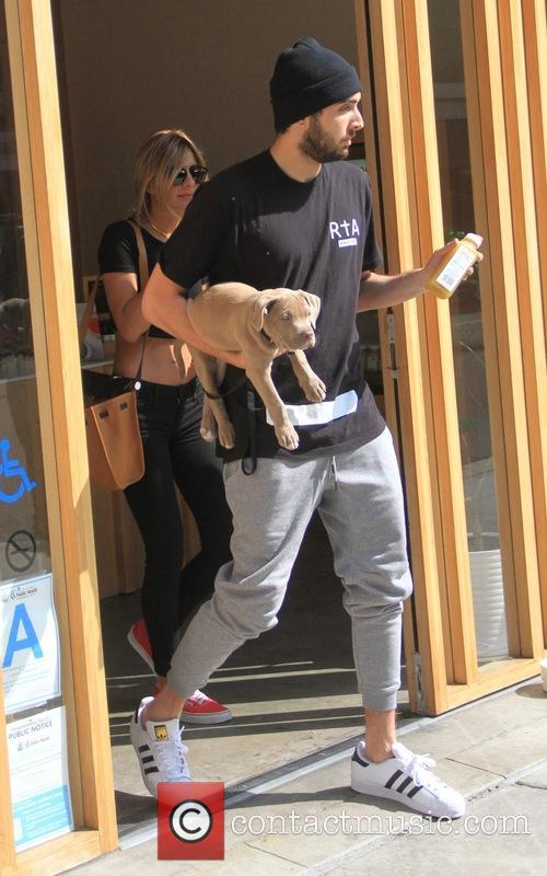 Sofia Richie and Miles Canter 2