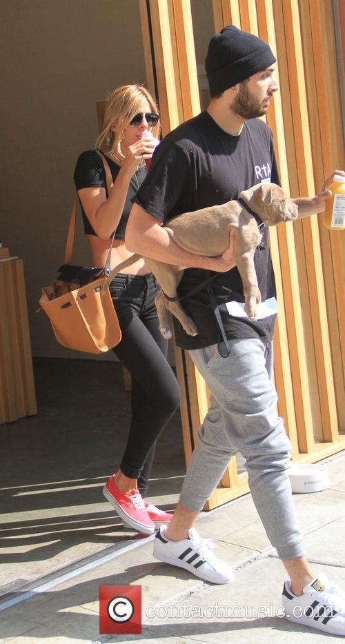 Sofia Richie and Miles Canter 4