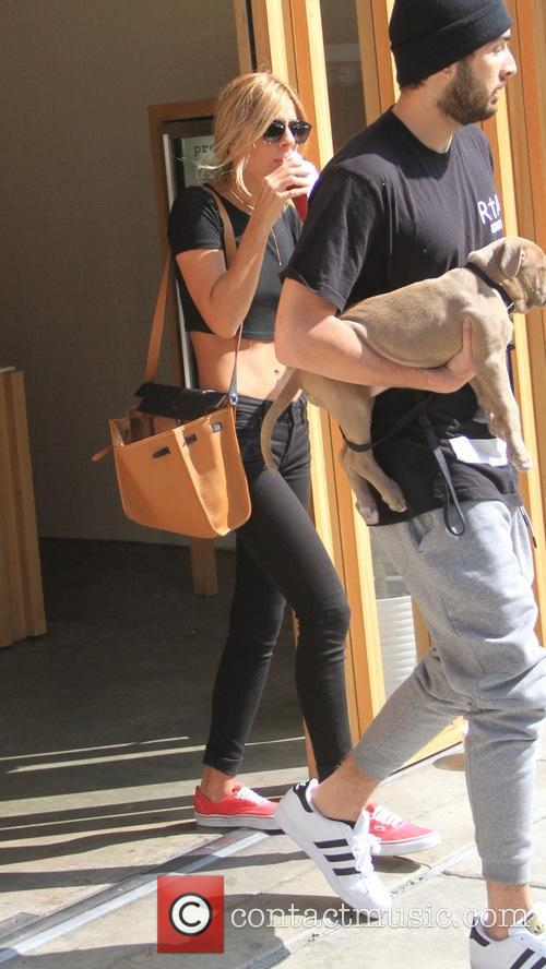 Sofia Richie and Miles Canter 5