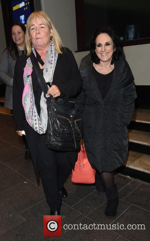 Linda Robson and Lesley Joseph 6