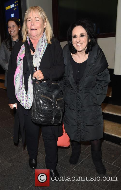 Linda Robson and Lesley Joseph 1