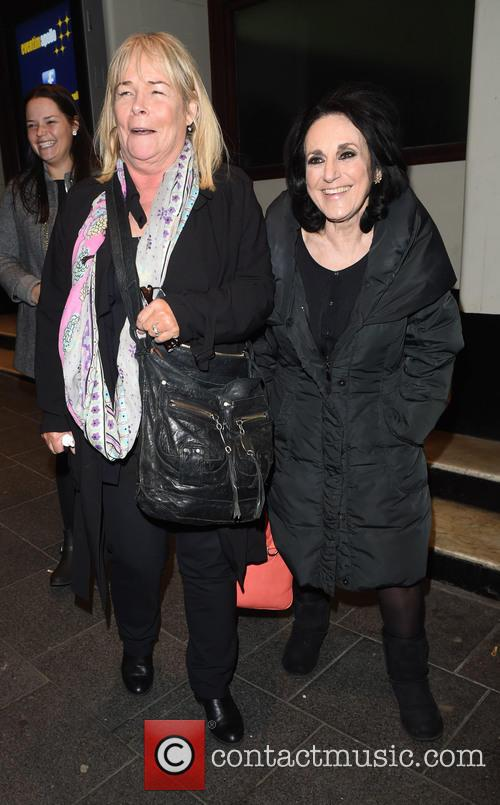 Linda Robson and Lesley Joseph 7