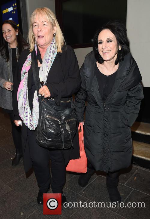 Linda Robson and Lesley Joseph 8