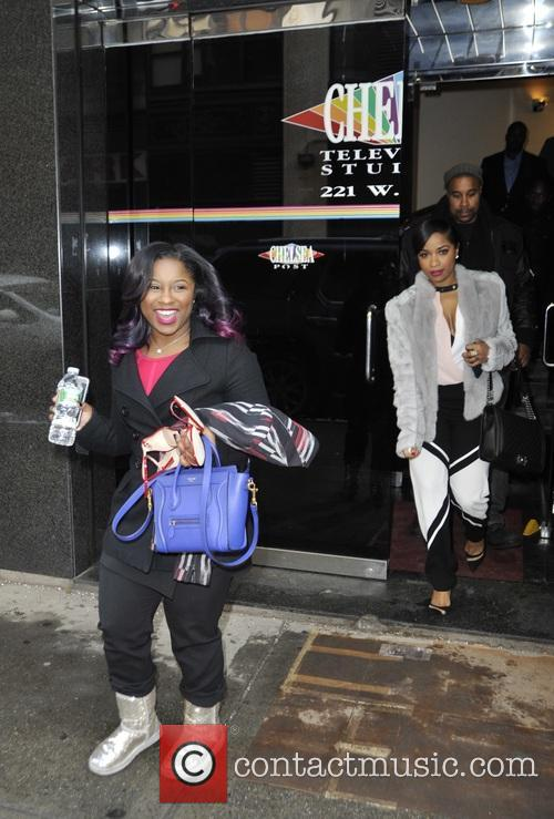 Toya and Reginae Carter 2