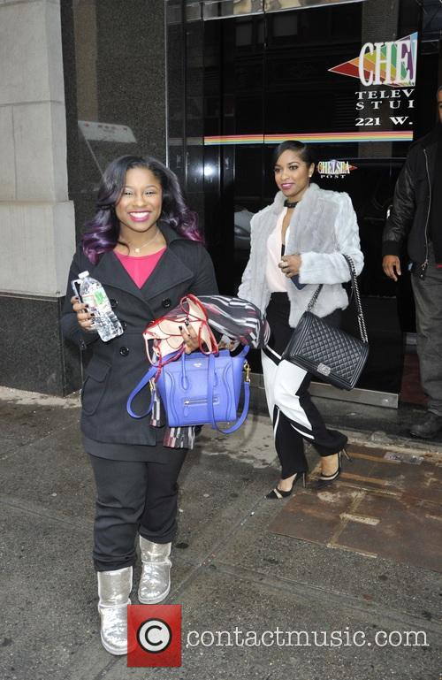 Toya and Reginae Carter 5