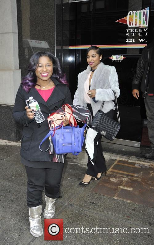 Toya and Reginae Carter 6