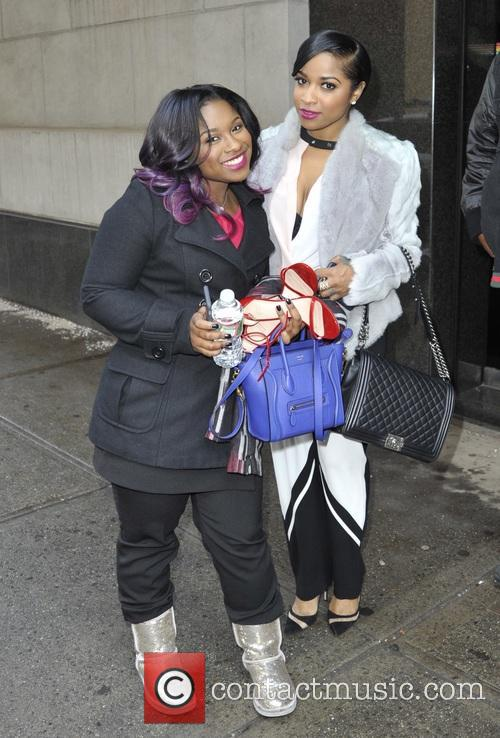 Toya and Reginae Carter 7