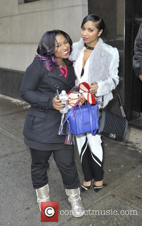 Toya and Reginae Carter 8