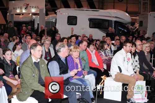 Caravan, Camping & Motorhome Show 2015