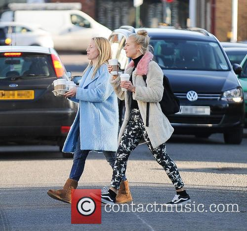 Kellie Bright and Maddy Hill 2