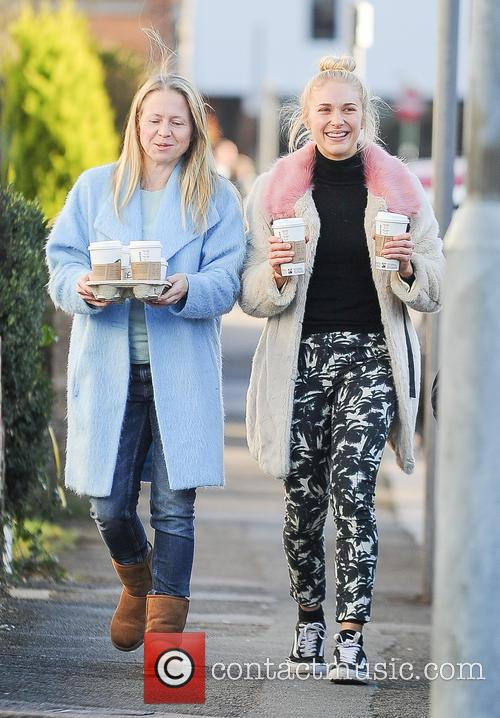 Kellie Bright and Maddy Hill 3