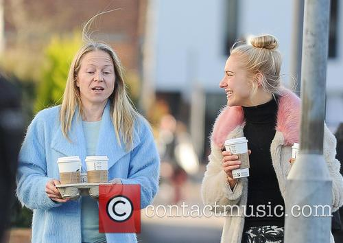 Kellie Bright and Maddy Hill 1