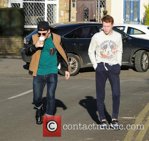 Eastenders, Jamie Borthwick and Danny-boy Hatchard 3