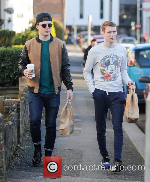 Eastenders, Jamie Borthwick and Danny-boy Hatchard 6