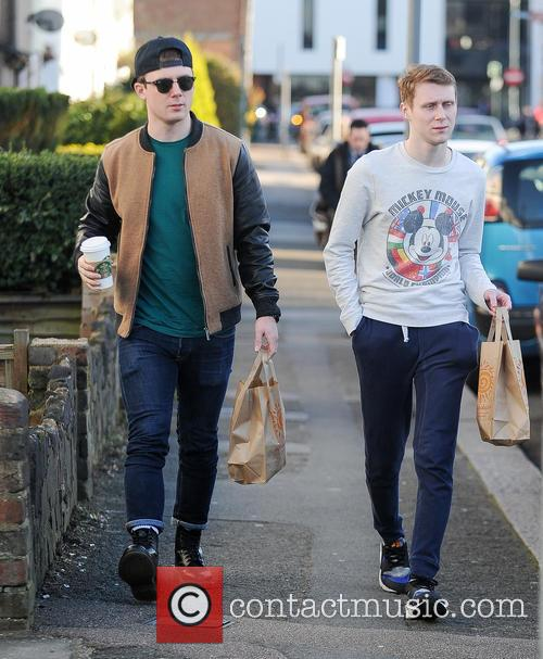Eastenders, Jamie Borthwick and Danny-boy Hatchard 7