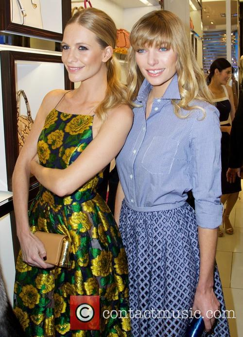 Poppy Delevingne and Jessica Hart 3