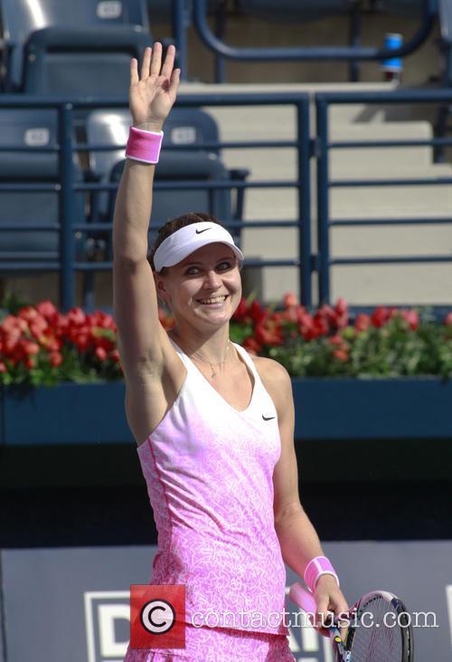 Tennis and Lucie Safarova 2