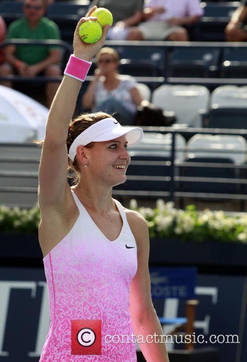 Tennis and Lucie Safarova 3