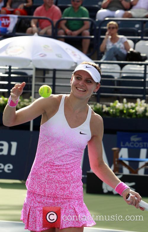 Tennis and Lucie Safarova 5
