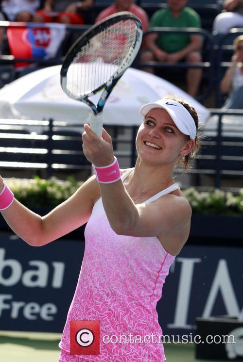 Tennis and Lucie Safarova 6