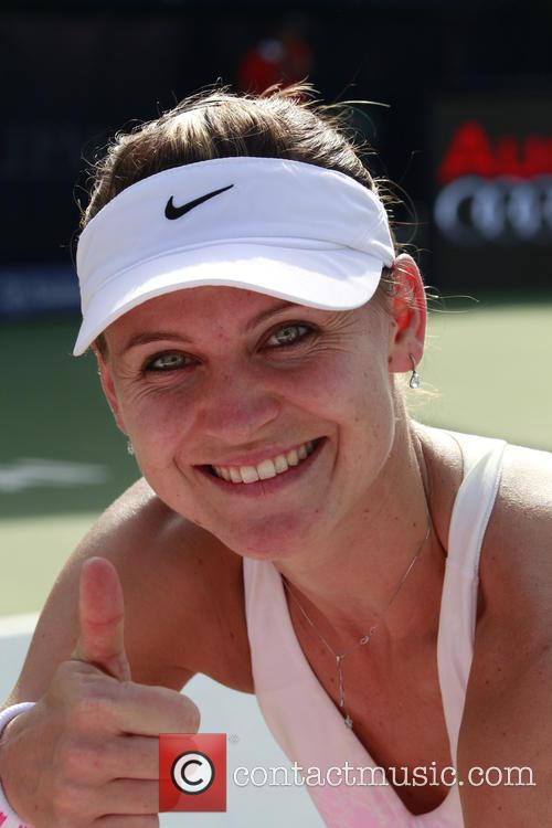 Tennis and Lucie Safarova 7
