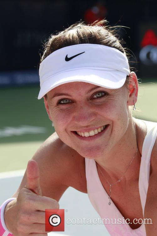 Tennis and Lucie Safarova 1