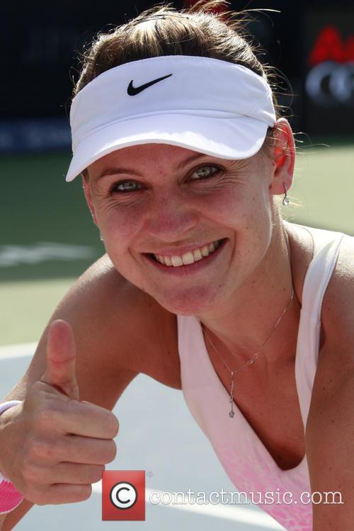 Tennis and Lucie Safarova 8