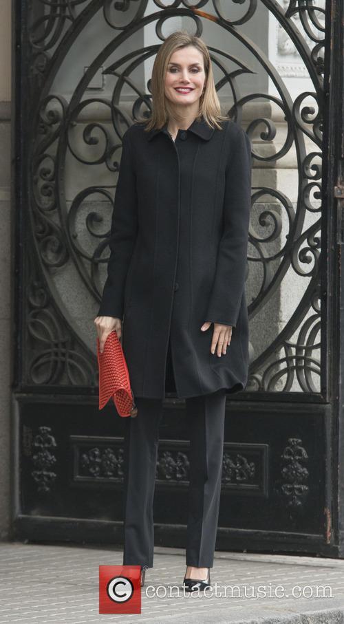 Queen Letizia Of Spain 4
