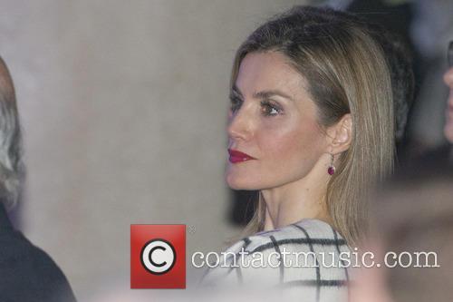 Queen Letizia Of Spain 8