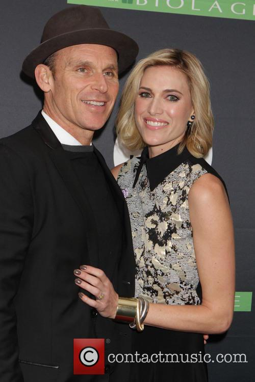 Kristen Taekman and Husband Josh 2
