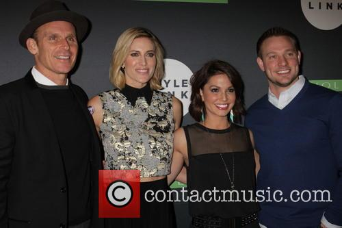 Kristen Taekman, Husband Josh, Melissa Rycroft and Tye Strickland 3