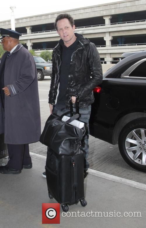 Dean Winters at Los Angeles International Airport (LAX)