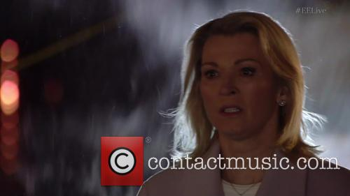 Gillian Taylforth and Cathy Beale 1
