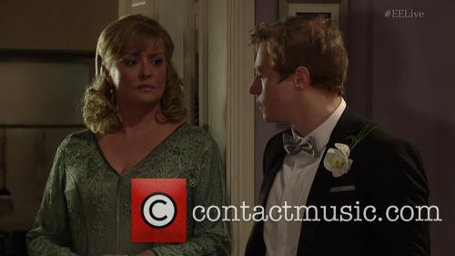 Laurie Brett and Ben Hardy 3