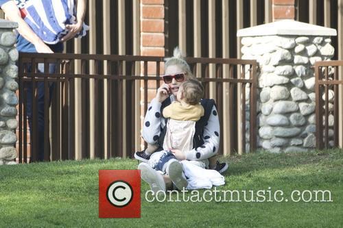 Gwen Stefani, Zuma and Apollo 7
