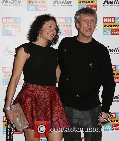 Bez and Mark Berry 1